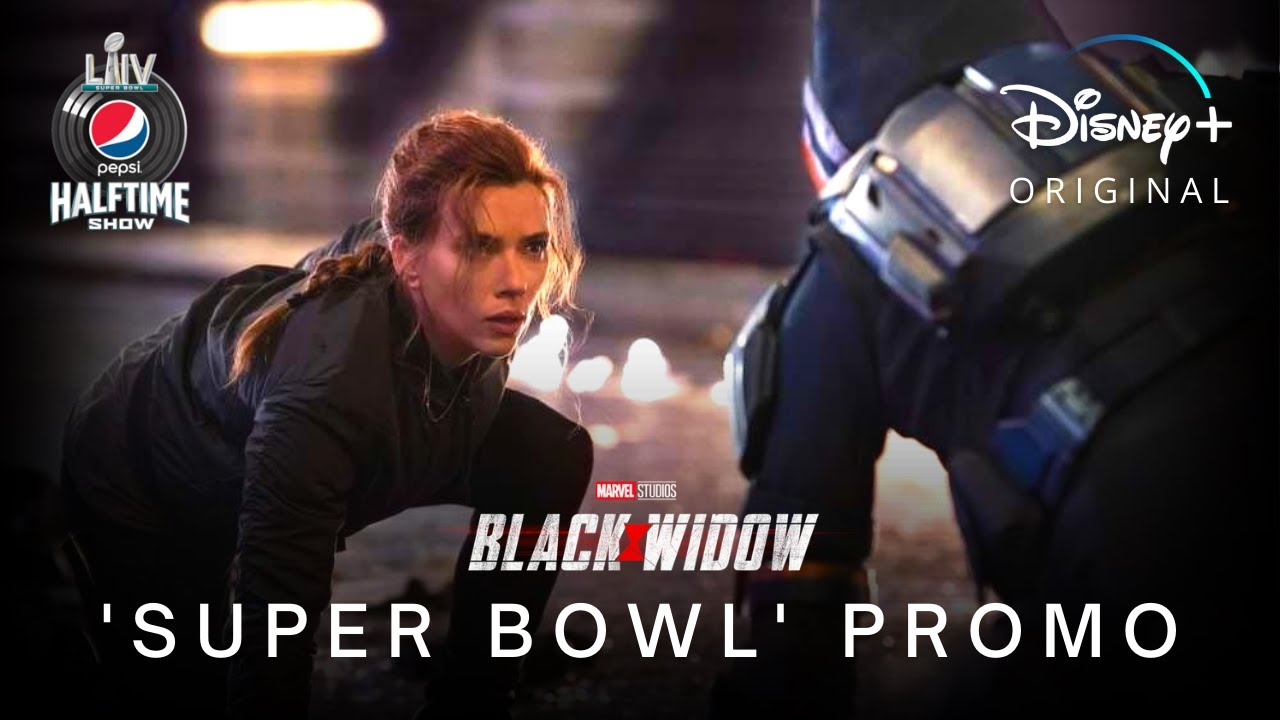 BLACK WIDOW (2021) | 'Super Bowl' Promo | Marvel Studios