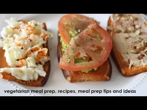 Vegetarian Meal Prep 1