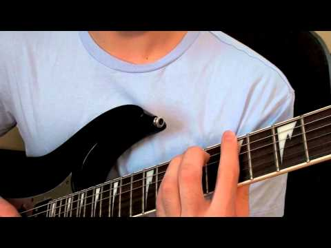 How To Play The Lazy Song On Guitar