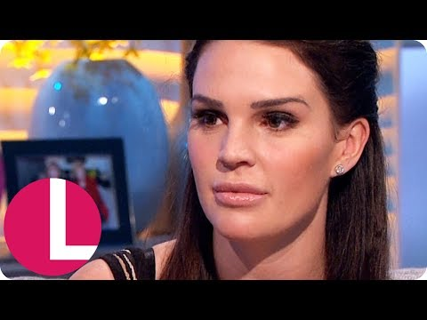 Danielle Lloyd Reads Out the Awful Abuse She's Received Online | Lorraine