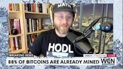 Tuesday Morning Bitcoin Talk - BitMex Down, Bad Data, New Fake Satoshis! - $9670