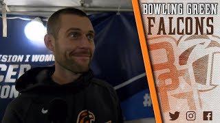 Matt Fannon Post-Match Interview (Nov. 9, 2018)