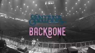 Backbone at Bercy opening of Carlos Santana