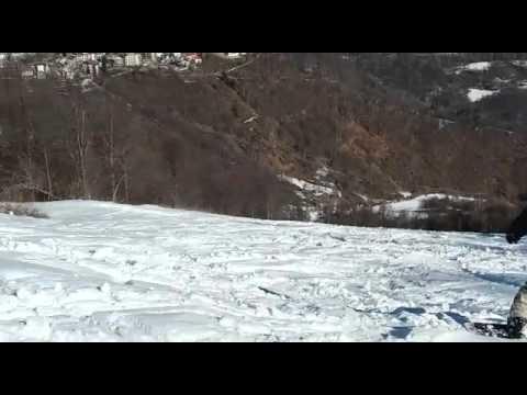 San giacomo di roburent neve fresca