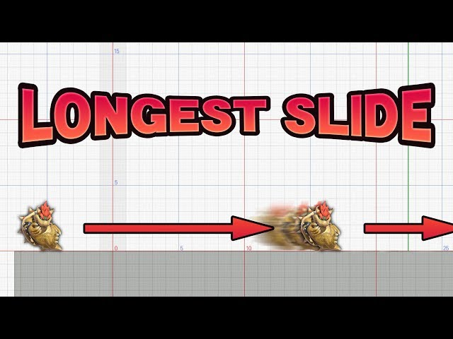 How To Slide Across The Whole Stage [SMASH REVIEW #37]