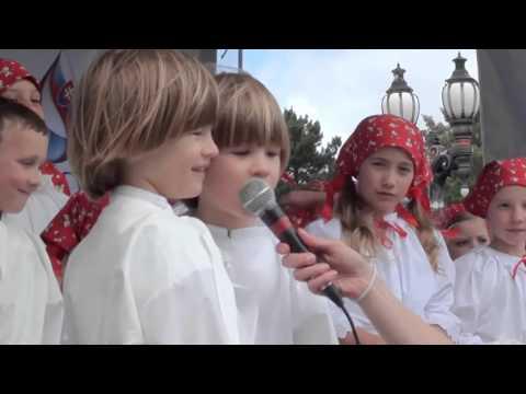 Vodafest 2015 Czech School Singing Performance