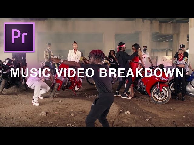 Migos - Bad and Boujee | Music Video Editing Breakdown ep.4 (Adobe Premiere Pro CC Tutorial)