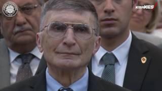 "Prof. Dr. Aziz Sancar'a Ankara Üniversitesince ""Üstün Bilim İnsanı Beratı"" Töreni"