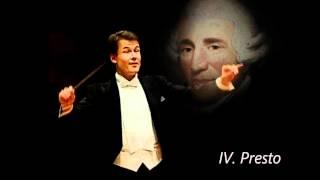 "Joseph Haydn, Symphony No. 92 ""Oxford"", IV. Presto"