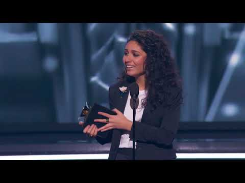 Alessia Cara Wins Best New Artist | Acceptance Speech | 60th GRAMMYs