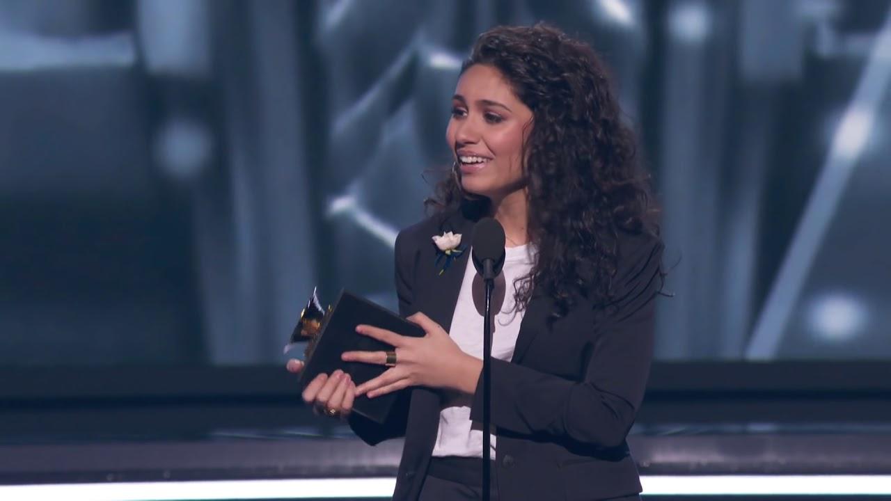 Download Alessia Cara Wins Best New Artist | Acceptance Speech | 60th GRAMMYs