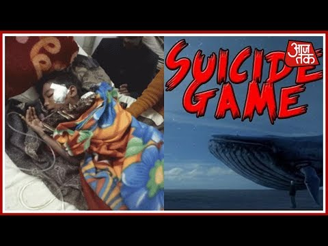 Lucknow School Kid Murder Attempt- Management Considers Involvement In Blue Whale Challenge