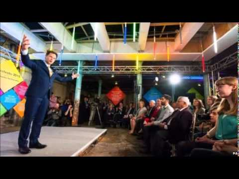 Nick Clegg: The choice is me, Salmond or Farage