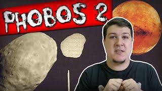 Sonda Phobos 2: Abatida por Alienígenas?