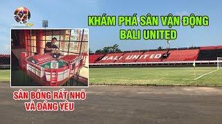 Việt Nam vs Indonesia | Sân vận động xấu khủng khiếp, nhỏ nhắn bất ngờ | Ted Trần TV
