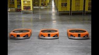 Amazon Robotics w Kołbaskowie k. Szczecina