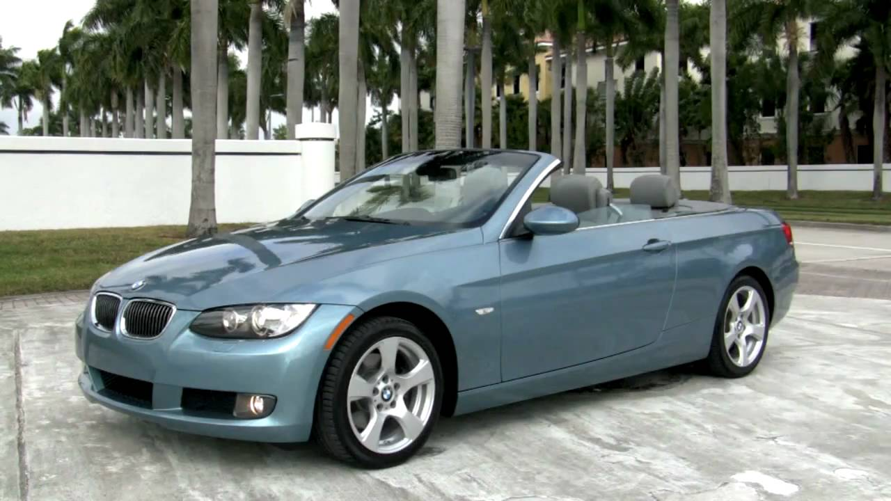 Certified Pre Owned Bmw >> 2008 BMW 328i Atlantic Blue Metallic A2640 - YouTube