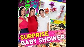 Surprise baby shower | KAMI |  Mariel Padilla received a surprise baby shower from her PBB