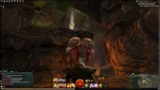 Gw2 Metrica Province Wildflame Caverns Vista Point