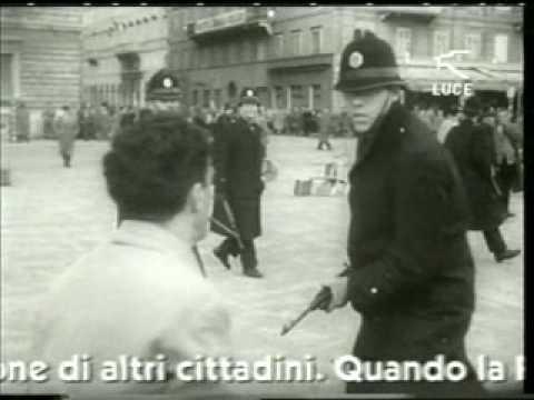 Trieste novembre 1953 - Triest event Nov. '53