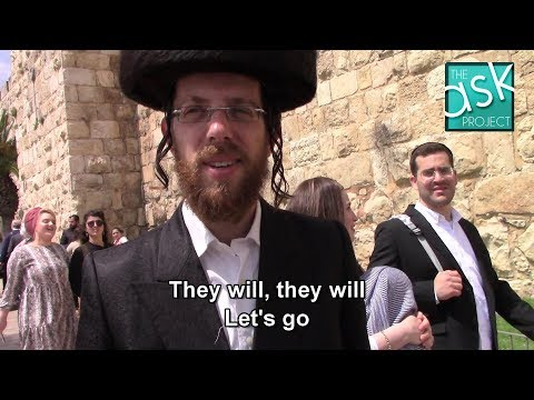 Religious Jewish Israelis: Do Righteous Gentiles Go To Heaven?