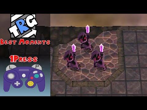 TheRunawayGuys - The Legend of Zelda: Tri Force Heroes - Den Of Trials Best Moments
