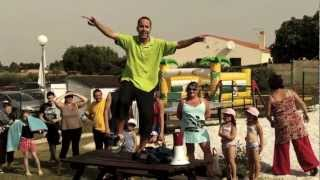 danse du lagon du camping le pre vert
