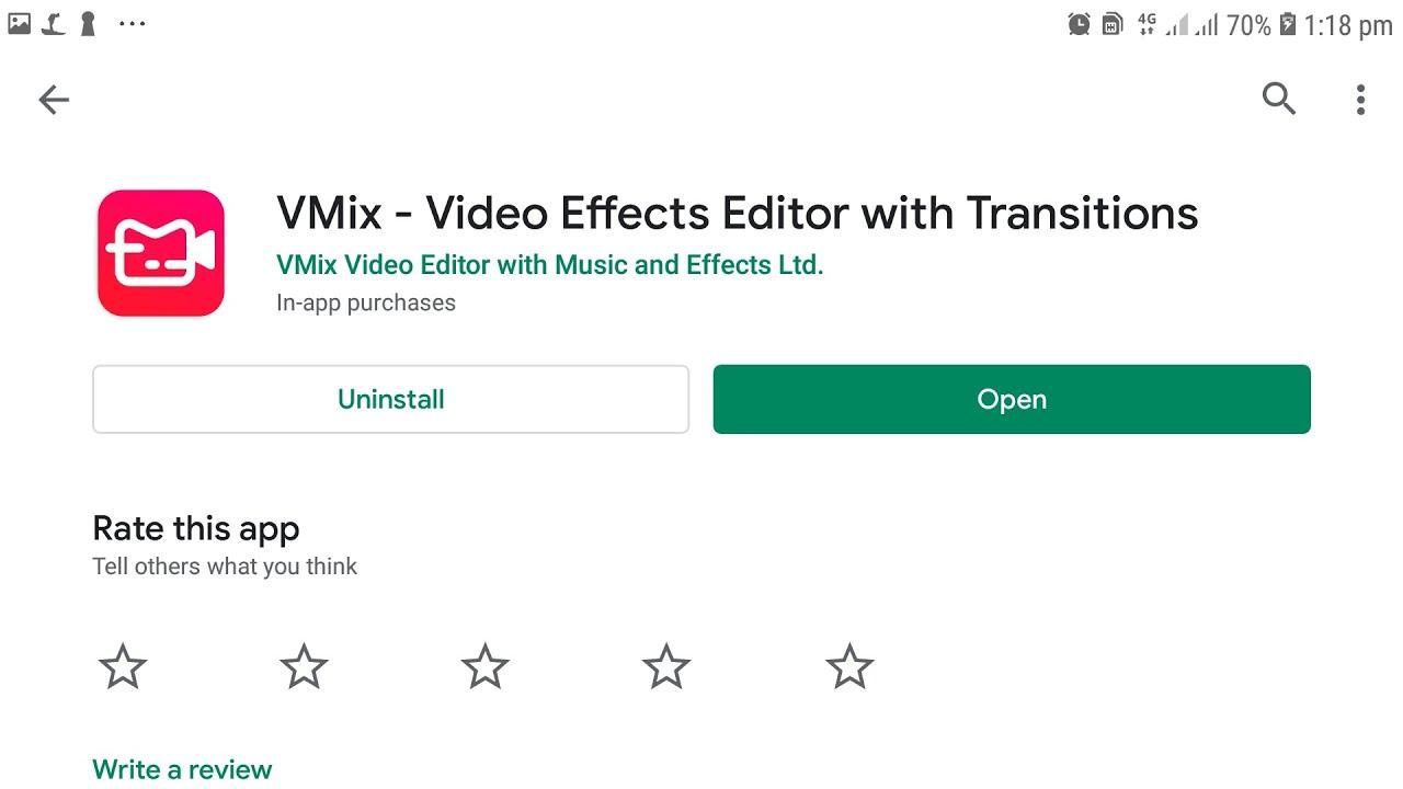 Download Aplikasi Vmix Edit Video Percuma Menggunakan Handfon