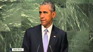 Мировая реакция на выступление Путина в ООН