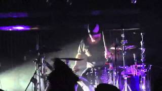Drum solo @Laterie (France 2010)