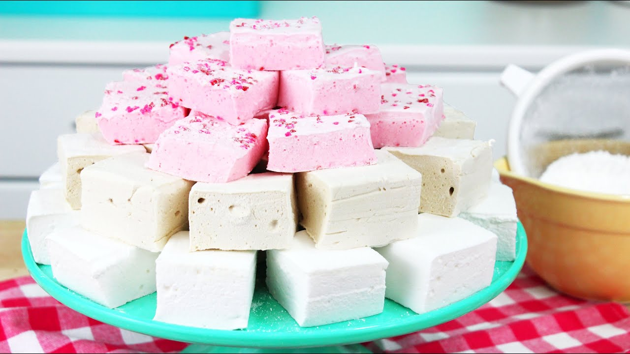 Image result for homemade marshmallows