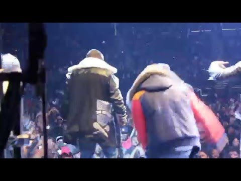 Busta Rhymes Gets Emotional On Stage at the Hot 97 show