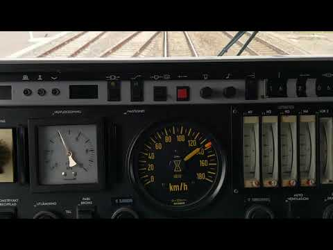 Att bromsa ett tåg