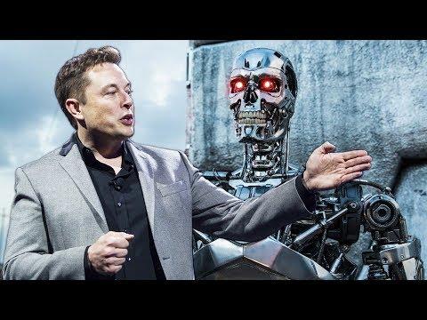 Can Elon Musk Stop The Robot Apocalypse? (Muskwatch w/ Kyle Hill & Dan Casey)