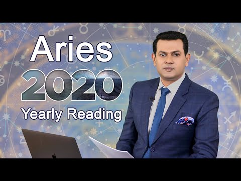 Aries Complete Forecast About 2020