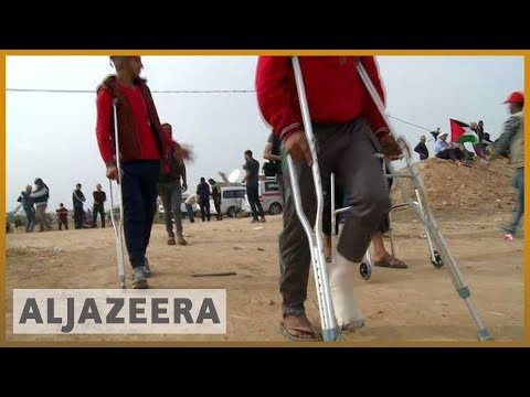 🇵🇸 UN's Palestinian envoy urges probe into Israel's deadly crackdown | Al Jazeera English