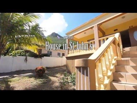 St  John's House in St. Maarten by Island Real Estate Team