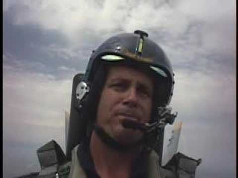 Brett Harris- Blue Angels Roll