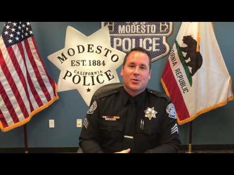 Modesto Police Explorers Post 219