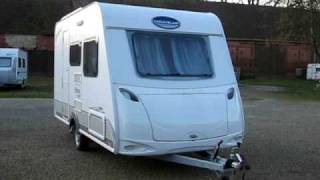 Caravelair Antares Luxe 370 Caravan Wohnwagen Krokor