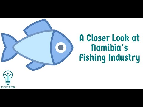 A Closer Look At Namibia's Fishing Industry