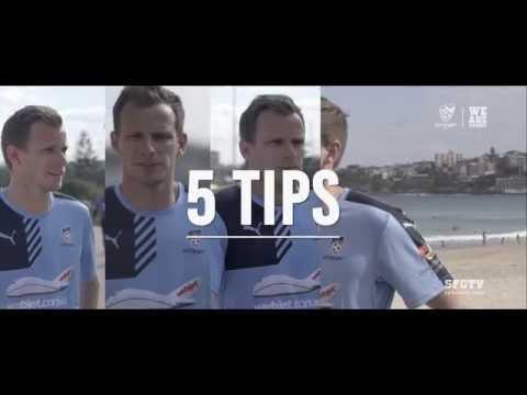 Wilko's Top 5 Tips | Sydney FC