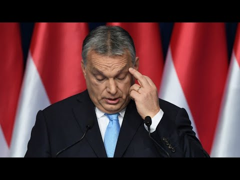Hungary's anti-immigration PM to give mothers of four or more life tax exemption