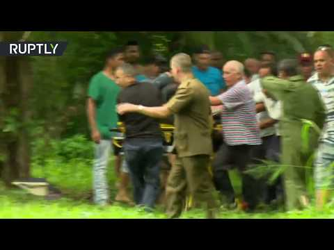 Cuba plane crash: Rescuers look for survivors from Boeing 737 which crashed with 100+ on board