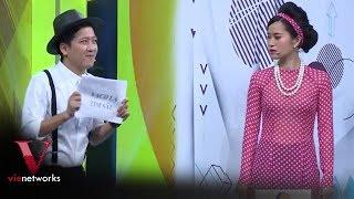 Lâm Vỹ Dạ hài hước Diễn tả Từ khóa cùng Trường Giang, Tiến Luật [Full HD]