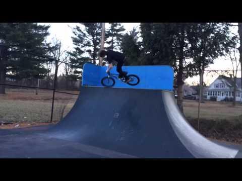 Park hill skatepark Fitchburg MA