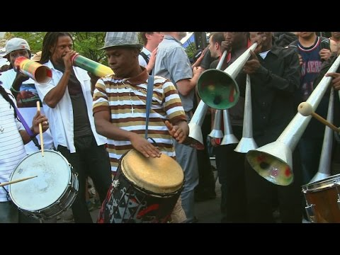 haitian music: rara essay Dancing is also a very important part of the arrive these services involve nearly everyone through either the drumming or the dancing there are two different types of drumming rhythm patterns that are used depending on which sect of voodoo one is involved with radar.