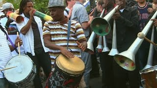 RARA Ensemble In NYC (Music Of Haiti)