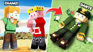 I KILLED DANTE IN HYPIXEL WITH TECHNOBLADE | MINECRAFT