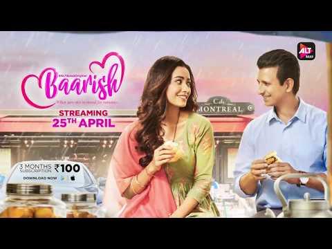 Baarish | 1 Day To Go | Sharman Joshi | Asha Negi | ALTBalaji